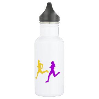 Männer, die zuerst Rennen laufen lassen Edelstahlflasche