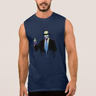 Männer im Schwarzen - Herr C. Ärmelloses Shirt