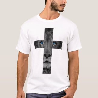 Männer - Löwes des Stammes T-Shirt