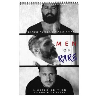Männer von SELTENEM: Ein Kalender