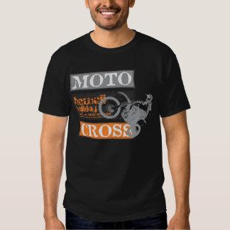 Männerschwarzer Motocross-Hawaii-Feiertag Hemd