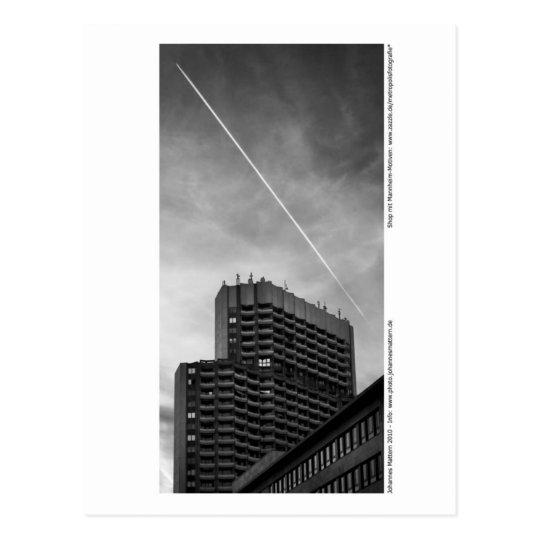 Mannheim - Collinicenter Postkarte