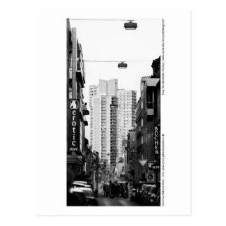 Mannheim - In den Quadraten Postkarte