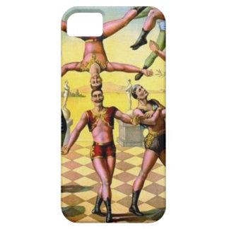 Männliche Akrobaten iPhone 5 Schutzhüllen