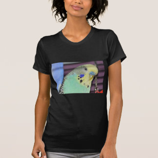 Männlicher Budgie/Parakeet T-Shirt