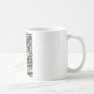 männlicher Känguruschale Kaffeetasse