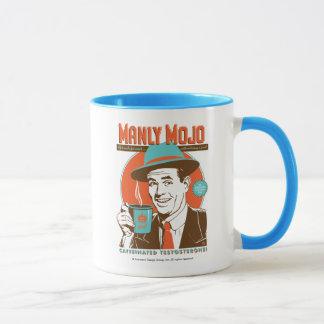 Männlicher Mojo Kaffee Tasse