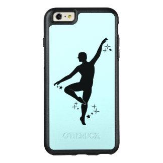 Männlicher Tänzer mit Sternen OtterBox iPhone 6/6s Plus Hülle