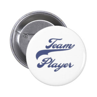 Mannschaftsspieler Runder Button 5,7 Cm