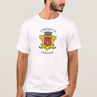 Mäntel von Chernivtsi Stadt, Ukraine T-Shirt