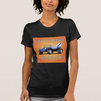 Manx Kalifornien-Strand-Junge T-Shirt