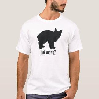 Manx Katze T-Shirt