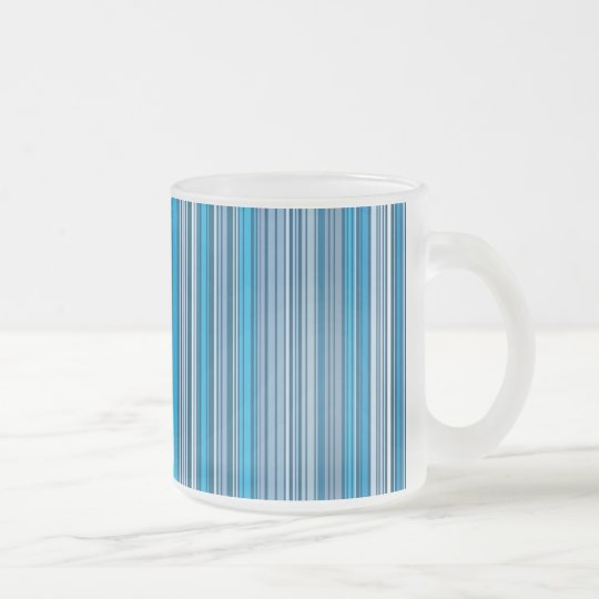 Many multi colored stripes in the blue... mattglastasse