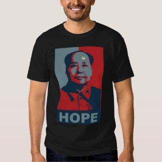 Mao-Hoffnung Tshirts