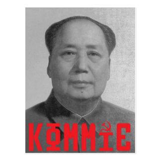 Mao Postkarte