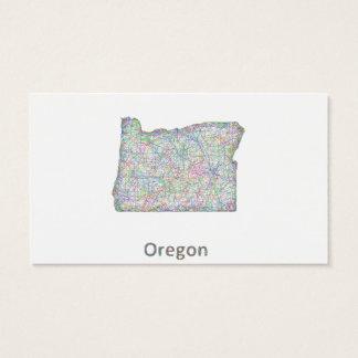 map_line_US_01_Oregon.ai Visitenkarte