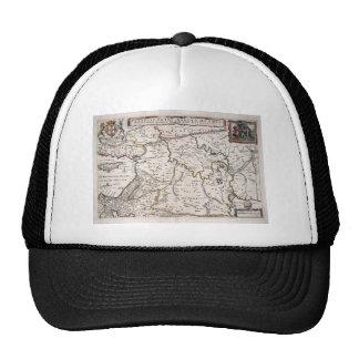 Mapa DAS Terras tun Paraíso, eTerra Sankt Trucker Mützen