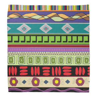 Mapocho Stammes- Bandana Kopftücher