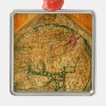 Mappa Mundi, c.1290 Ornamente