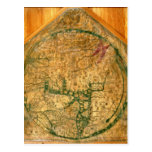 Mappa Mundi, c.1290 Postkarten