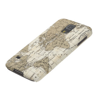Mappemonde Galaxy S5 Cover