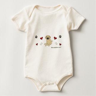 mar102015Puggle.gif Baby Strampler