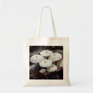 Marasmius rotula Pilz-Taschen-Tasche Tragetasche