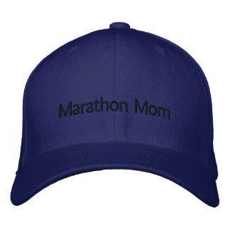 Marathon-Mamma-Hut Bestickte Baseballkappe
