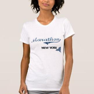 Marathon-New- York Cityklassiker T-Shirt