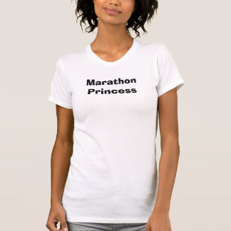 Marathon-Prinzessin T-Shirt
