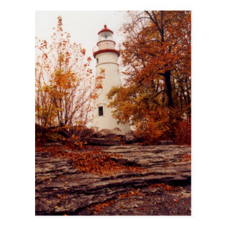 Marblehead Leuchtturm Postkarte