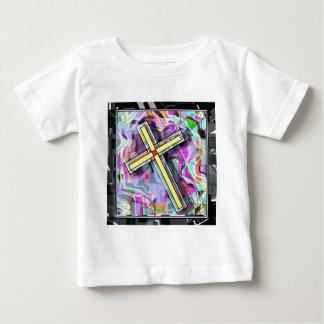 Marbleized Kruzifix Baby T-shirt