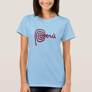 Marca Peru/Peru-Marke T-Shirt