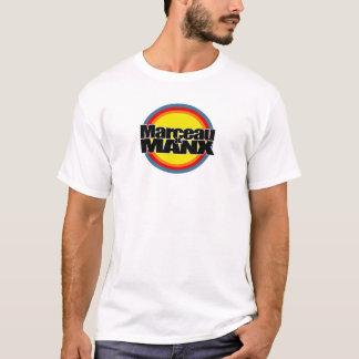 Marceau u. der T - Shirt der MANX grundlegenden