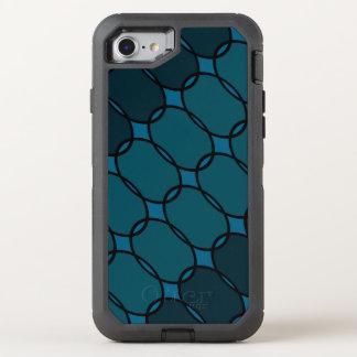 Marcella-Blau OtterBox Defender iPhone 7 Hülle