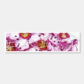 Märchen Blumen Autoaufkleber