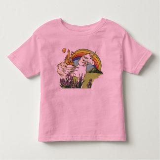 Märchen-Einhorn Kleinkinder T-shirt
