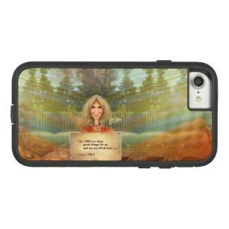 Märchen-Fall-Psalm 126 gefüllt mit Freude Case-Mate Tough Extreme iPhone 8/7 Hülle
