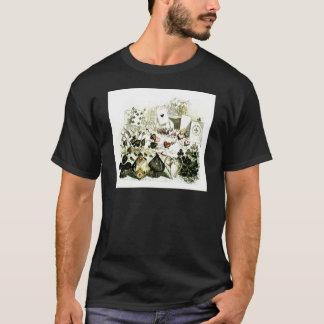 Märchenland-esque Holzschnitt des 19. Jahrhunderts T-Shirt