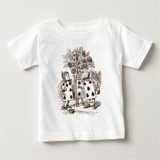 Märchenland-Rosen Baby T-shirt