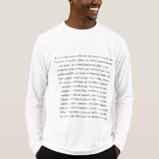 Marcher / Thoreau Performance Langarm T-Shirt