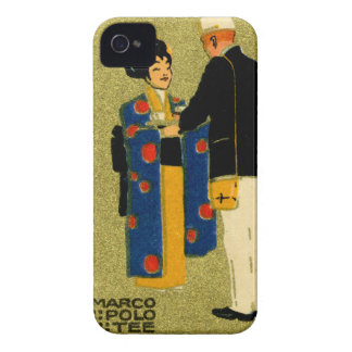 Marco Polo-Tee 1915 iPhone 4 Case-Mate Hülle