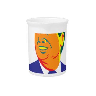 Marco Rubio Präsident 2016 republikanisches Retro Getränke Pitcher