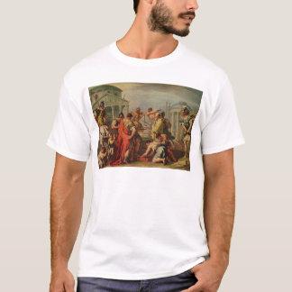 Marcus Furius Camillus und Brennus T-Shirt