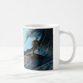 Marene Vorlagen-Kunst stellt diese Kaffeetasse