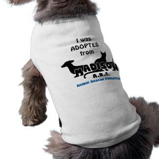 MARF Logo, wurde ich von ADOPTIERT Shirt