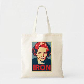 """Margaret Thatcher""""Eisen-"""" Tasche"""