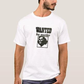 Margaret Thatcher - gewollt für Mord T-Shirt
