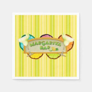 Margarita-Bar Papierservietten