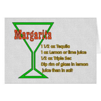 Margarita Karte